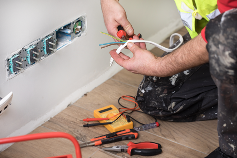 how to start an electrical business